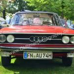 Audi 100 LS Frontansicht