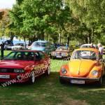 Audi Quattro und VW Käfer