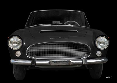 Auto Union 1000 SE millespecial in schwarz