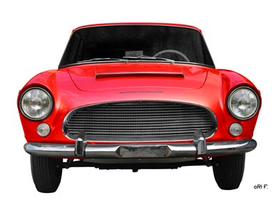 Auto Union 1000 SE millespecial in red