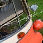 BMW Isetta 250 Detail- Seitenansicht