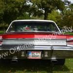 Dodge Custom 880 1962–1965 rear view