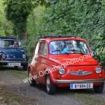 Fiat 500 von Steyr-Puch vorne