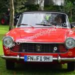 Fiat Spider nochmals unbekannt welches Typ und Baujahr?