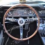Ford Mustang Shelby Cabriolet Interieur 1967–1968