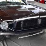 Ford Mustang in brauner Lackierung, eher selten und mal etwas anderes