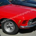 Ford Mustang Cabriolet 1966 mit Edelbrock Supercharger
