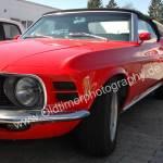 Ford Mustang Cabriolet 1966 Teilansicht vorn