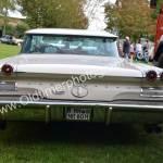 Pontiac Bonneville 1960 rear view