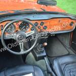 Triumph TR6 Interieur