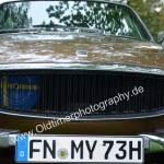 Volvo P1800 Kühlergrill