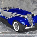 04 Auburn 852 Supercharged Speedster 1936