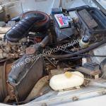 Audi F103 Variant mit 55 PS Motor und schräg eingebautem Kühler