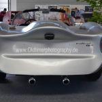Colani GT mit 32 PS VW Käfer-Motor unter der Heckabdeckung