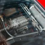 De Tomaso Mangusta mit Blick auf das ZF-Getriebe