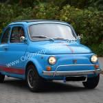 Fiat 500 in sportlicher Lackierung