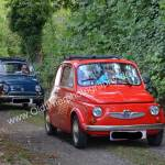 Fiat 500 von Steyr Puch vorne
