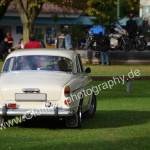 Volvo Amazon Limousine Heckansicht / rear view