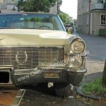 1965 Cadillac DeVille Convertible Frontansicht