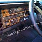 1970 Cadillac DeVille Convertible Armaturen / Interoir