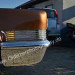 1970 Cadillac DeVille Convertible Frontdetail Blinker