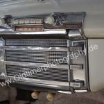 Buick Super Convertible Heizungsanlage mit integriertem Radio