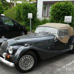 Morgan Plus 8 (Foto privat)