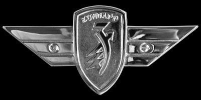 Logo Zündapp Janus 250