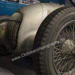 Mercedes-Benz W 25 Silberpfeil Frontdetail