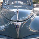 Peugeot 203 Frontansicht