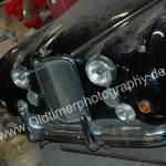Jaguar Mark VII Frontdetailansicht