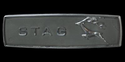 Logo TRIUMPH STAG 1970-1977