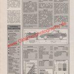 Reliant Scimitar AMS Test Ausgabe 10 1987 Seite 76