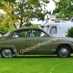 SAAB 96 Seitenprofil / side view
