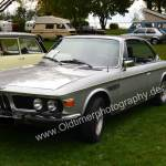 BMW 3.0 CSi in metalic silver