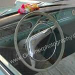 Opel Rekord P2 Detailansicht Interieur