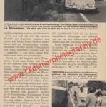 Polizei Porsche 356 A - Bericht aus Zeitung hobby von 1959 Seite 55