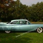 1959 Cadillac Serie 62 4-door 6-window hardtop