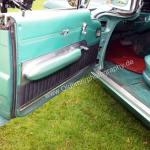 1959 Cadillac Serie 62 Seitentür innen
