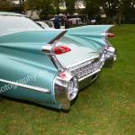 1959 Cadillac Serie 62 rear view