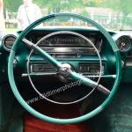 1959 Cadillac Series 62 Armaturen und 2-farbigen Lenkrad mit Chrome