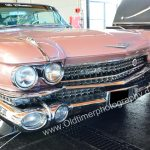 1959 Cadillac Sixty Special front view