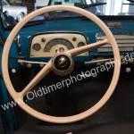 Opel Olympia Rekord Lenkrad und Instrumente