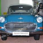 Opel Olympia Rekord Caravan front view