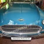 Opel Olympia Rekord Caravan Frontansicht