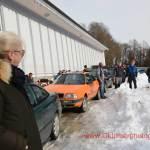 Es sind weit über 100 Gäste zum Winterauto-Treffen gekommen