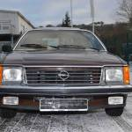 Opel Monza front view / Frontansicht