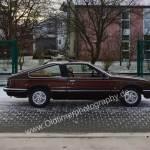 Opel Monza side view / Seitenansicht