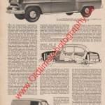 Opel Olympia 1955 Motorwelt Seite 772
