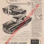 Opel Olympia Rekord 1953 in Motorwelt